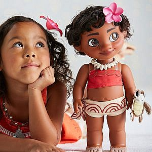 MUñECA MOANA BEBE COLLECTION