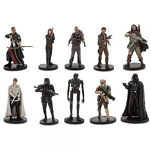 SET FIGURAS DELUXE STAR WARS