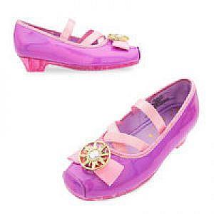 Zapatos del Difraz de Rapunzel