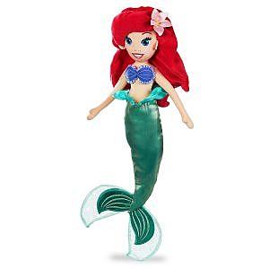 Peluche Ariel Señorita – 18 pulgadas