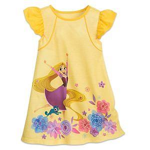Pijama Bata Rapunzel
