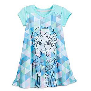 Pijama Bata Frozen