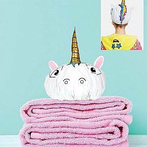 Gorro de baño Unicornio
