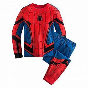 Pijama de disfraz Spiderman