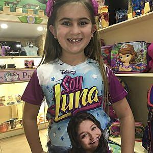 Camiseta Soy Luna II