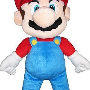 Peluche Almohada Mario Bross
