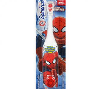 Cepillo de dientes Spinbrush Spiderman