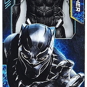 Muñeco Black Panther Titan Hero Series