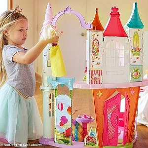 Castillo de Barbie Dreamtopia