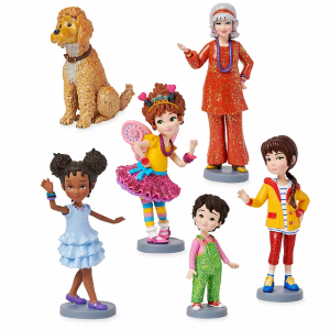 Set De Figuras Fancy Nancy
