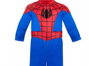 Disfraz Spiderman Bebe